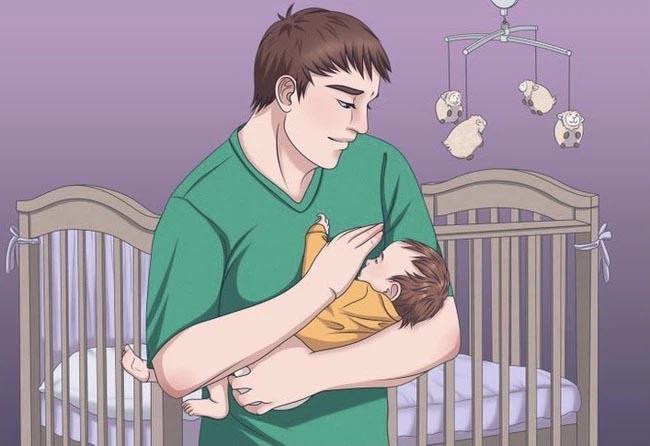 Với 4 kỹ thuật đơn giản, con sẽ đi vào giấc ngủ sau vài giây mà bố mẹ không cần mất công dỗ dành-2