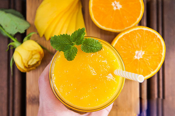 Mùa hè chăm chỉ uống 1 trong 5 loại sinh tố này mỗi sáng, chị em sẽ được combo da đẹp - dáng xinh-2