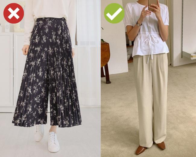 5 mẫu quần dài mua chỉ phí tiền: Mặc lên kém sành điệu mà còn bị dìm dáng tệ hại-1