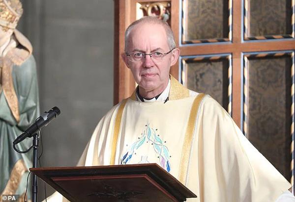 Tổng Giám mục chính thức lên tiếng về hôn lễ hợp pháp của nhà Sussex, chứng minh Meghan đã nói dối trong cuộc phỏng vấn bom tấn-1