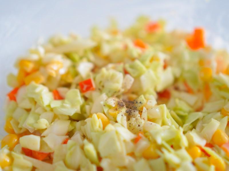 Món ăn giảm cân nhanh: Trưa nào tôi cũng làm bắp cải trộn mang theo ăn trưa, sau 2 tuần giảm cả 3kg!-7