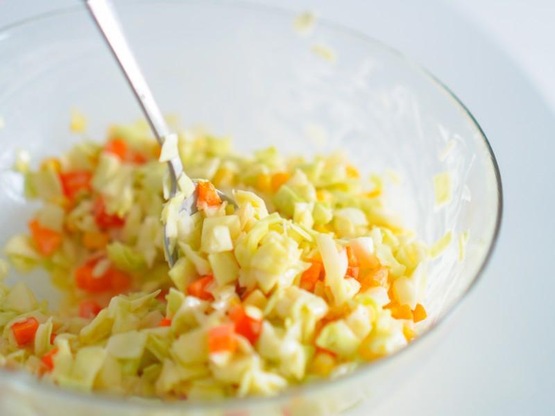 Món ăn giảm cân nhanh: Trưa nào tôi cũng làm bắp cải trộn mang theo ăn trưa, sau 2 tuần giảm cả 3kg!-8