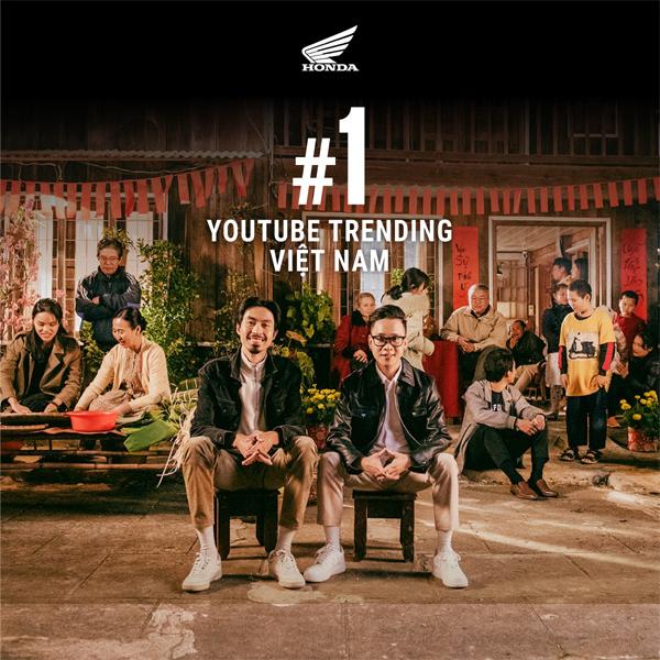 Chiến dịch 'Đi về nhà' của Honda Việt Nam đốn tim cộng đồng mạng, gần 90 triệu lượt xem-1