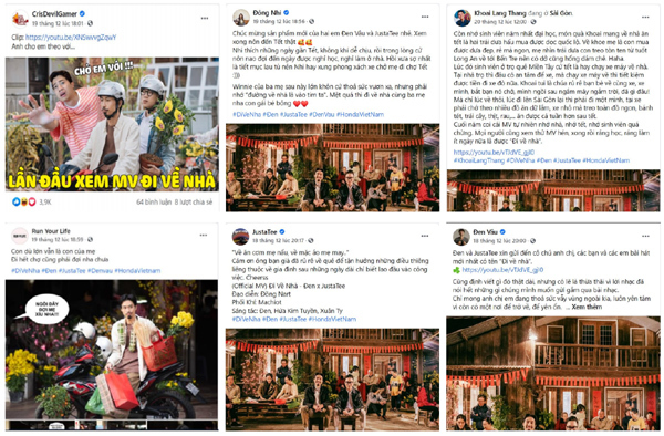 Chiến dịch 'Đi về nhà' của Honda Việt Nam đốn tim cộng đồng mạng, gần 90 triệu lượt xem-4