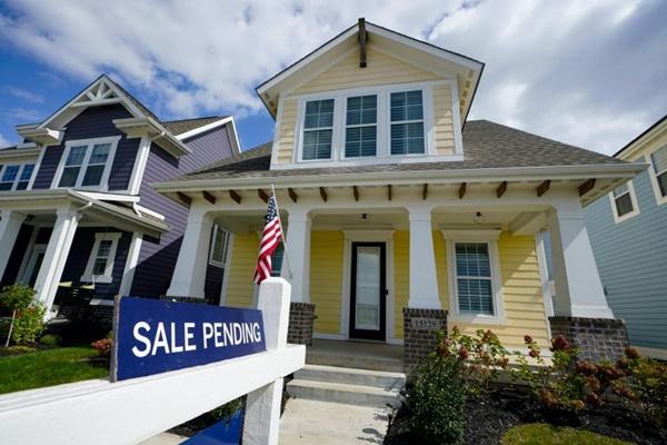 Người Mỹ ồ ạt mua nhà, giá bất động sản tăng nóng-1