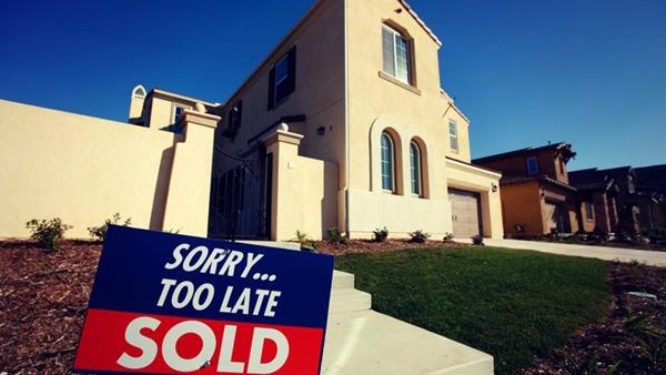 Người Mỹ ồ ạt mua nhà, giá bất động sản tăng nóng-2