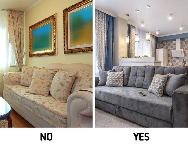 12 thủ thuật đơn giản để ngôi nhà bạn trông giàu có hơn-3