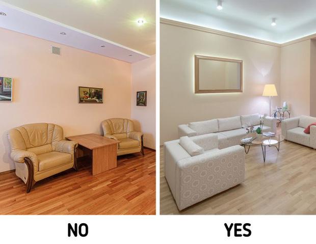 12 thủ thuật đơn giản để ngôi nhà bạn trông giàu có hơn-4
