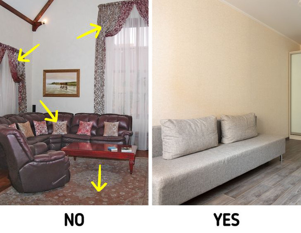 12 thủ thuật đơn giản để ngôi nhà bạn trông giàu có hơn-11