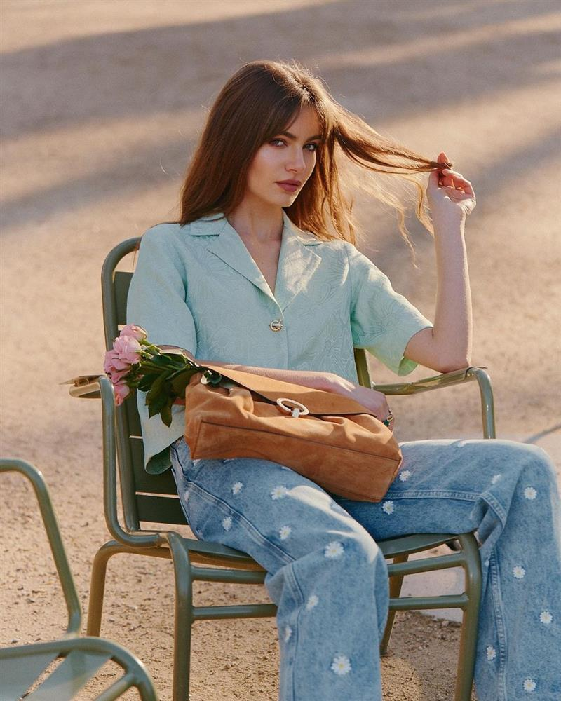 5 kiểu áo sơ mi chân ái của gái Pháp, lên đồ đơn giản cũng đạt tròn 100 điểm tinh tế-13