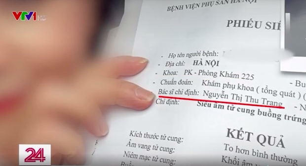 VTV24 đưa tin một nữ nghệ sĩ quảng cáo sản phẩm sai sự thật, tên của Vân Dung xuất hiện?-4