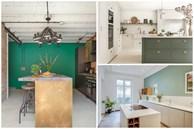 9 màu sơn xanh lá cây cần để mắt tới giúp căn bếp nhà bạn luôn mát mẻ mà không bao giờ bị lỗi mốt