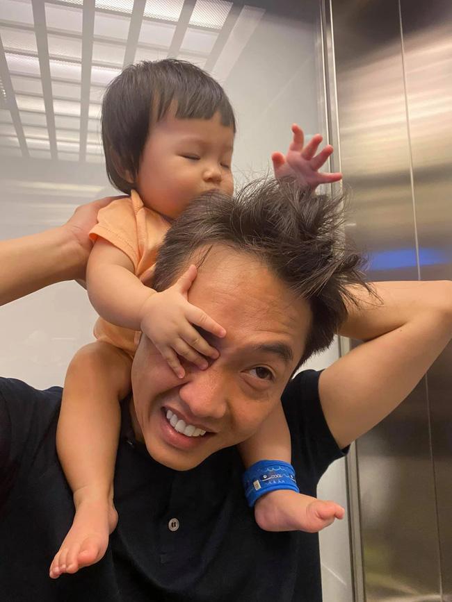 Bất ngờ trước siêu xe tiền tỷ Cường Đô La vừa sắm cho con gái chưa đầy 1 tuổi-2