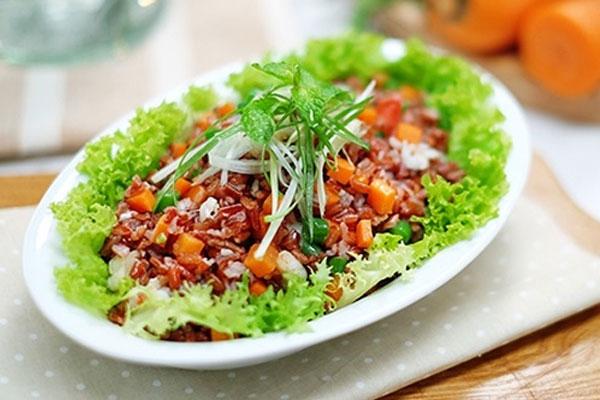 Cách làm salad gạo lứt giúp giảm cân hiệu quả-1