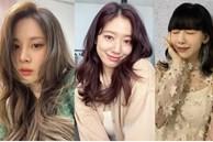 Nhìn sao Hàn là biết 6 màu tóc nhuộm siêu thời thượng, nên 'triển' gấp cho mùa mới