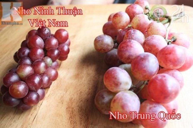 Người bán rau củ không bao hé răng cho bạn biết: 3 giây để phân biệt hàng Việt Nam - Trung Quốc-11
