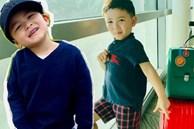 Con trai 4 tuổi của Đan Trường: Check-in sang chảnh đi Hawaii, điển trai lại còn dùng toàn đồ hiệu nhìn mà ngưỡng mộ