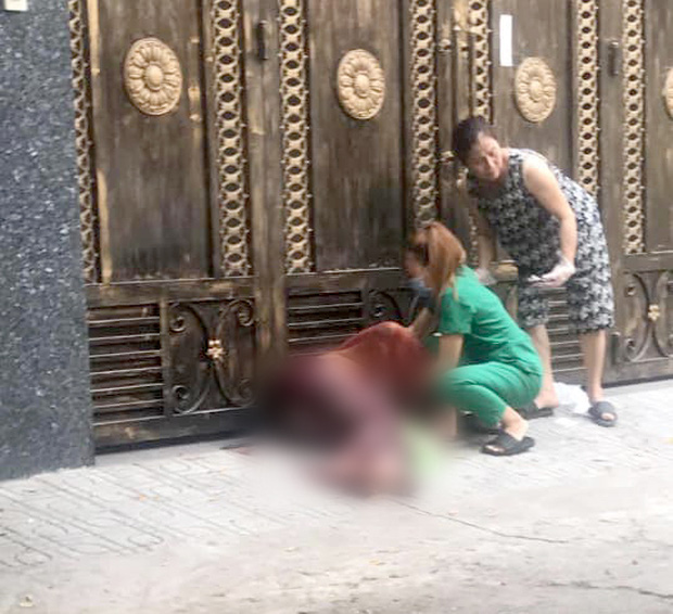 """Nhân chứng vụ cô gái 17 tuổi bị bạn trai truy sát ở Gò Vấp: Cô gái nói đến lấy chứng minh thư sau chia tay thì bị thanh niên cố giết""""-4"""