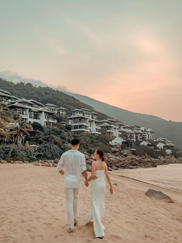 Lệ Quyên đón sinh nhật lãng mạn như lễ cưới, vỡ oà nhắn nhủ lời đặc biệt đến bạn trai kém 12 tuổi Lâm Bảo Châu-3