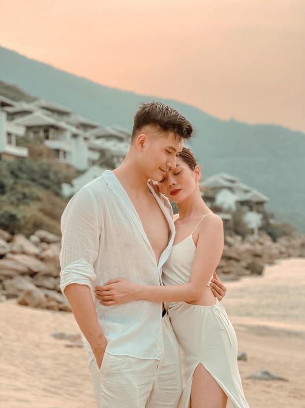 Lệ Quyên đón sinh nhật lãng mạn như lễ cưới, vỡ oà nhắn nhủ lời đặc biệt đến bạn trai kém 12 tuổi Lâm Bảo Châu-2