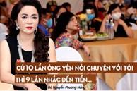 Vợ đại gia Dũng lò vôi lý giải đoạn ghi âm mùi mẫn: Ông Võ Hoàng Yên không còn gì nên 'phá hạnh phúc gia đình tôi'