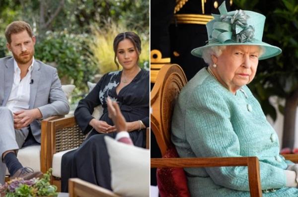 Nữ hoàng Anh lần đầu tiên xuất hiện công khai sau 5 tháng ở ẩn, dạy cho vợ chồng Meghan bài học một cách đầy tinh tế-2