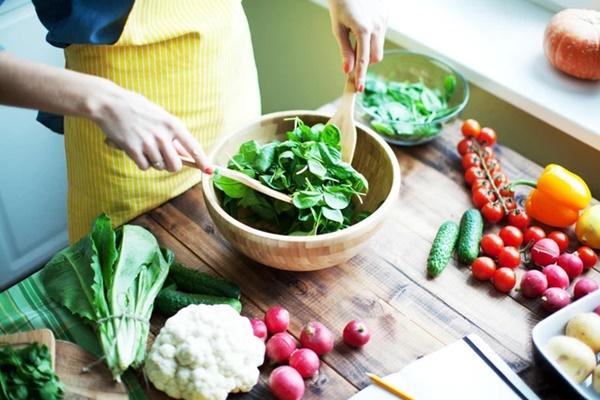 Cơ thể bạn sẽ thay đổi theo 5 điều sau khi ăn rau xanh đều đặn mỗi ngày-1