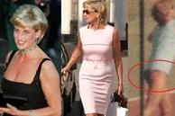 4 lần Công nương Diana diện đồ táo bạo: Chiếc váy o ép vòng 1 cũng không sexy bằng lần 'phá luật Hoàng gia'