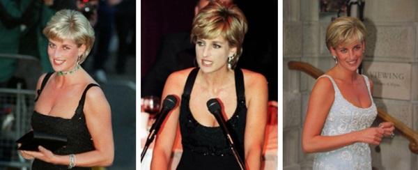 4 lần Công nương Diana diện đồ táo bạo: Chiếc váy o ép vòng 1 cũng không sexy bằng lần phá luật Hoàng gia-3