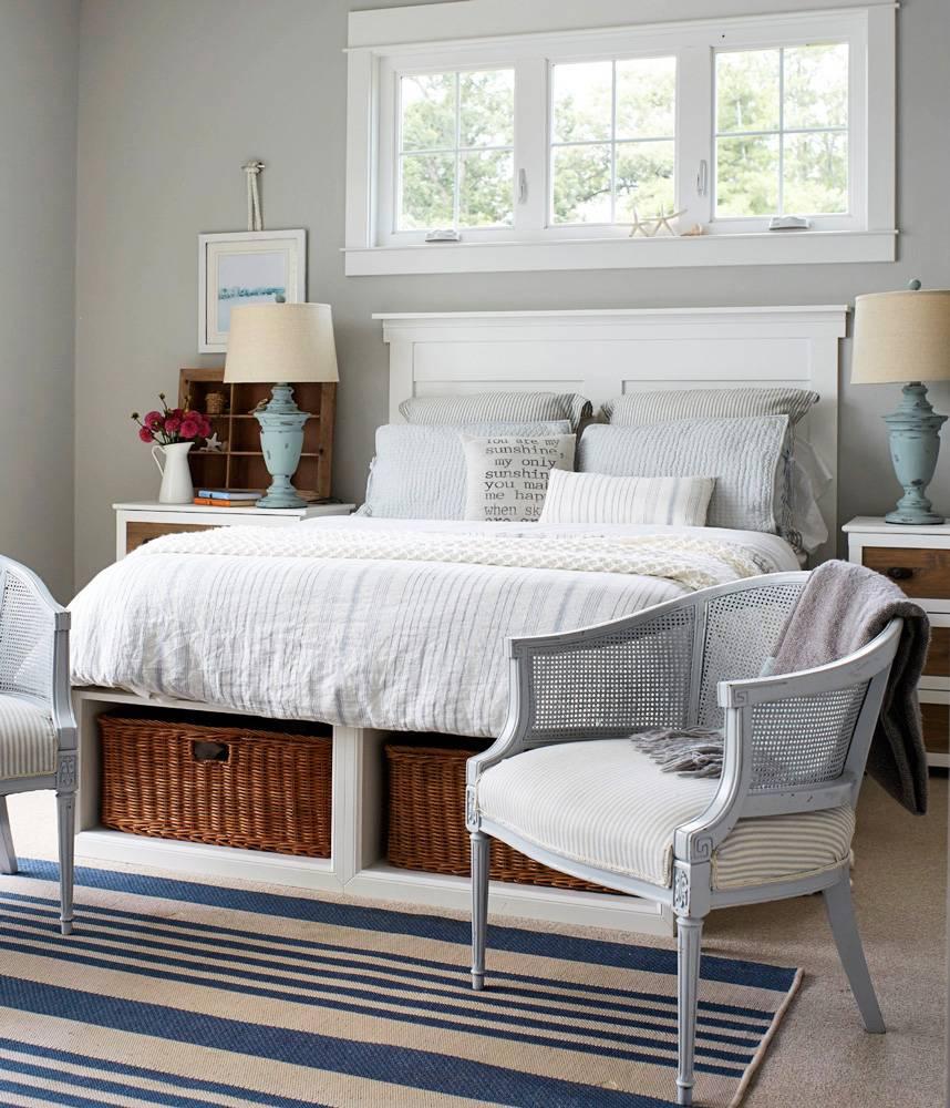Ý tưởng thiết kế phòng ngủ thông minh, tạo không gian sạch sẽ và gọn gàng-5