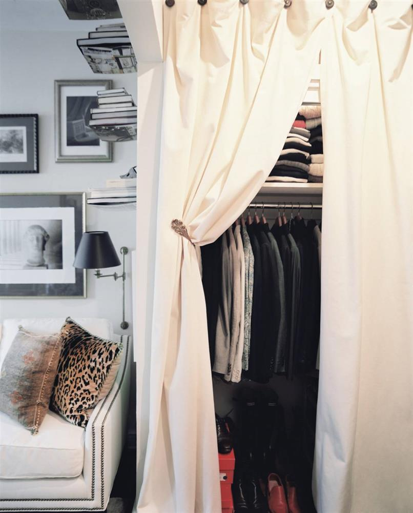 Ý tưởng thiết kế phòng ngủ thông minh, tạo không gian sạch sẽ và gọn gàng-9