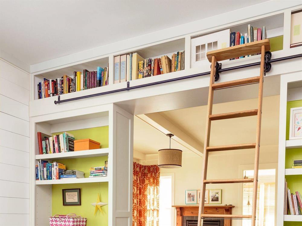 Ý tưởng thiết kế phòng ngủ thông minh, tạo không gian sạch sẽ và gọn gàng-13