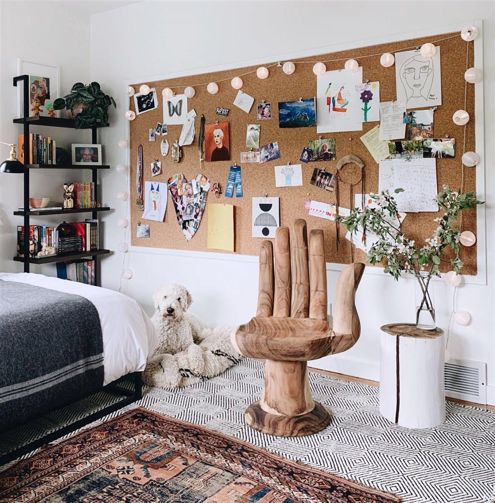Ý tưởng thiết kế phòng ngủ thông minh, tạo không gian sạch sẽ và gọn gàng-15