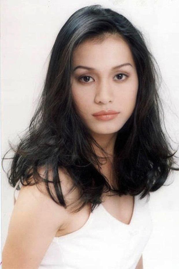 Hoa hậu Việt Nam 1998 Ngọc Khánh: Đầu đầy tóc bạc nhưng nhan sắc lại gây bất ngờ-5