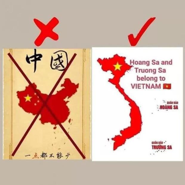 Cộng đồng mạng Việt Nam kêu gọi tẩy chay H&M vì bản đồ có đường lưỡi bò-1