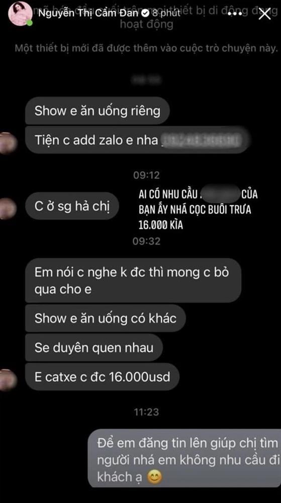 Tình trẻ của chồng cũ Lệ Quyên được mời đi ăn với giá 400 triệu đồng, mỹ nhân Hoa hậu Việt Nam phản ứng ra sao?-1