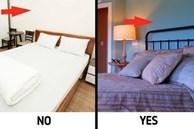 10 sai lầm trong thiết kế phòng ngủ ai cũng biết những lại rất hay mắc phải