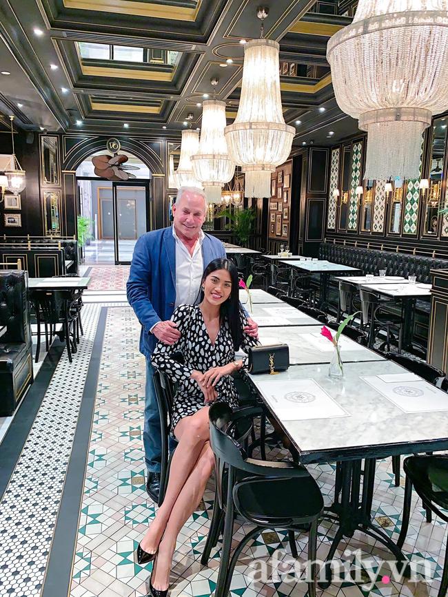 Cô gái Việt chia tay chồng sắp cưới tỷ phú Mỹ 72 tuổi tiết lộ lý do sâu xa dẫn đến tan vỡ và tuyên bố: Nếu yêu anh ấy vì tiền, không ai ngu mà bỏ-6