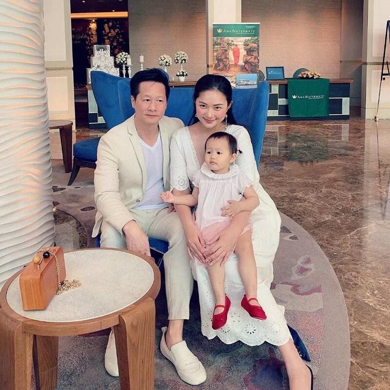 Cuộc sống được chồng đại gia cung phụng như bà hoàng của Phan Như Thảo-2