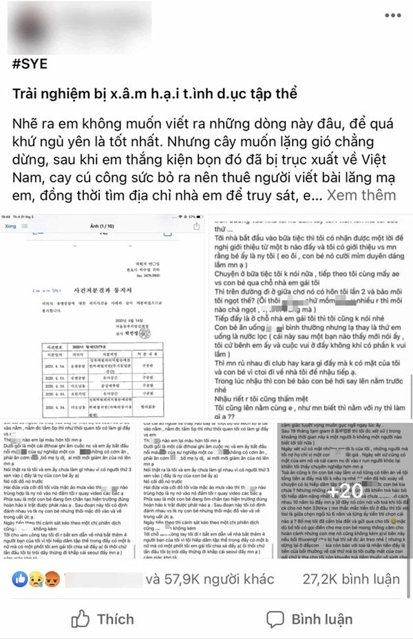 Vụ nữ du học sinh Việt bị 4 thanh niên xâm hại tình dục tập thể sau 1 ngày bỗng hỗn loạn thông tin từ nhiều phía và cách chúng ta đối mặt với trăm bề thông tin ra sao?-1
