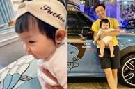 Đàm Thu Trang khoe cặp 'má bánh bao' cực yêu của con gái, một chi tiết đã tiết lộ cuộc sống đáng mơ ước của tiểu thư nhà 'đại gia phố núi'