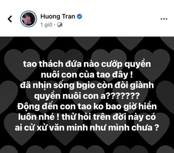Cứ tưởng vẫn giữ quan hệ bạn bè sau ly hôn, vợ cũ Việt Anh lại bất ngờ nổi khùng tố có người muốn giành quyền nuôi con với mình-1