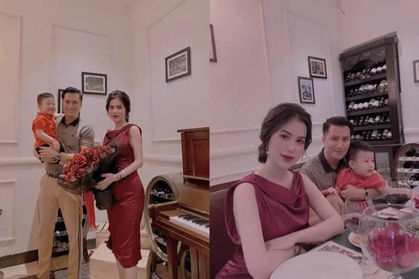 Cứ tưởng vẫn giữ quan hệ bạn bè sau ly hôn, vợ cũ Việt Anh lại bất ngờ nổi khùng tố có người muốn giành quyền nuôi con với mình-3