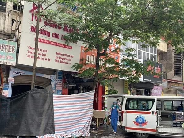 Lực lượng chữa cháy xót xa kể lại vụ hỏa hoạn thương tâm: Hai mẹ con chị Hồng nằm ôm nhau, bị các bịch bỉm đè lên nên rất lâu chúng tôi mới tìm ra-1