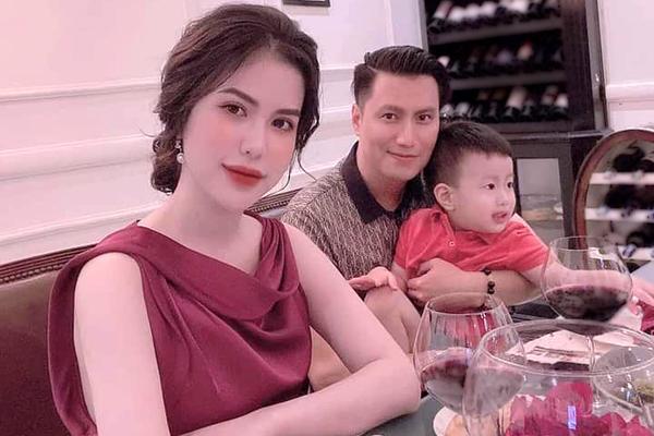 Đang yên lành, vợ cũ Việt Anh bỗng đăng đàn cực căng tố ai đó cướp quyền nuôi con?-3