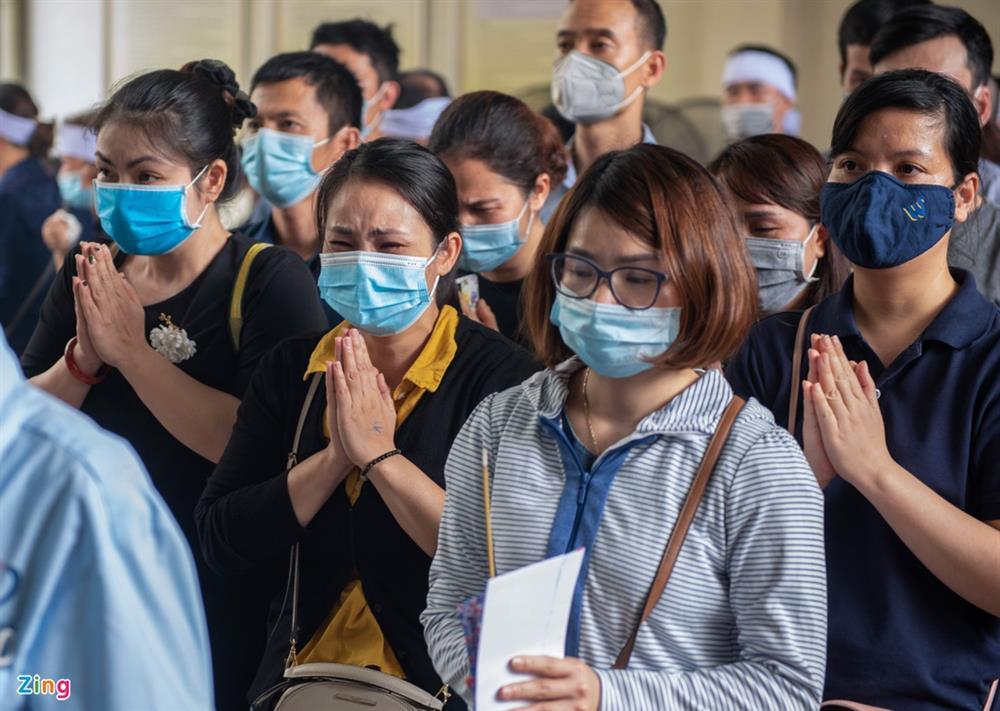 Nỗi đau người mẹ trong vụ cháy 4 người chết ở Hà Nội-3