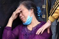 Nỗi đau người mẹ trong vụ cháy 4 người chết ở Hà Nội