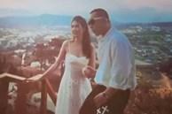 Vũ Khắc Tiệp tung hậu trường chụp ảnh ở Đà Lạt với Ngọc Trinh mà cứ ngỡ đang chụp ảnh cưới