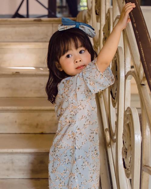Tú Vi - Văn Anh khoe ảnh con gái tròn 3 tuổi xinh như thiên thần, tiết lộ sẽ cho con học một thứ đặc biệt khi vào lớp 1-10
