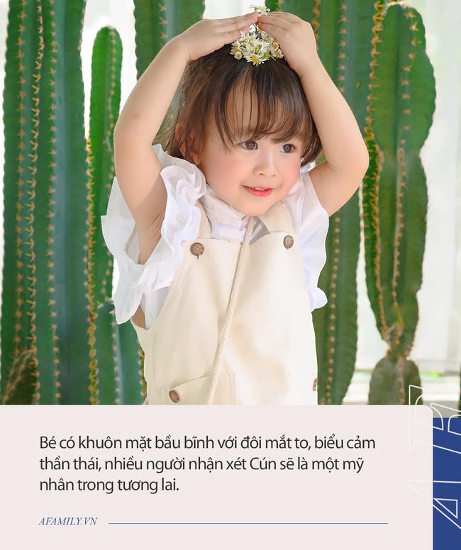 Tú Vi - Văn Anh khoe ảnh con gái tròn 3 tuổi xinh như thiên thần, tiết lộ sẽ cho con học một thứ đặc biệt khi vào lớp 1-11